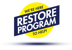 GET BACK ON THE ROAD WITH FREYMILLER'S RESTORE PROGRAM